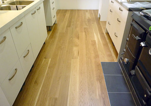 Bringing out the best in wooden flooring